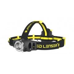 LED Lenser iSEO3 LED Head Torch in Gift Box