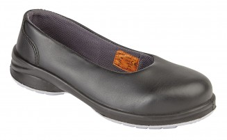 Ladies Safety Court Shoe