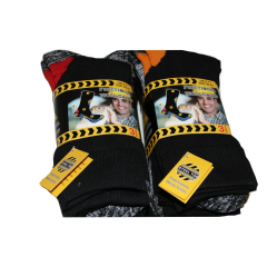 Functional Work Socks - 3 Pairs Per Pack