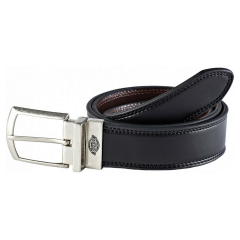 Dickies Silverton reversible belt w/ one side black & one side brown