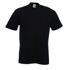 Fruit of The Loom Super Premium T-shirt w/ crew neck made from cotton