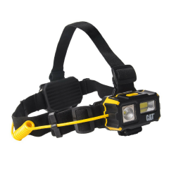 CT4120 Multi-Function Headlamp w/ three adjustable elastic straps