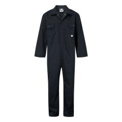 Stud Front Boiler Suit 240GSM