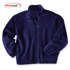 Flame Retardant Protex Fleece w/ Elasticated cuffs