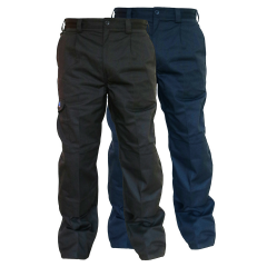 Bodyguard Super Work Cargo Trouser w/ External Knee Pad Pouches