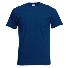 Fruit Of The Loom Original Casual Classic T-Shirt w/ 100% Cotton