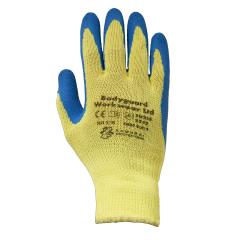 Workwear Kevlar Latex Grip Gloves