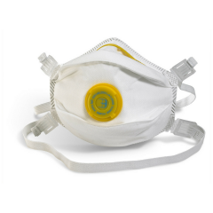 P3V Mask Valved Box/5 FFP3