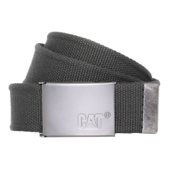 Caterpillar CAT Unisex Value Belt w/ Nylon Black Webbing