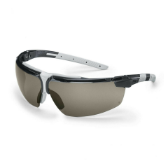 UVEX I-3 SAFETY GLASSES W/ SUPRAVISION EXCELLENCE TECHNOLOGY - Grey