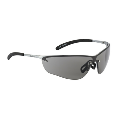 Bolle Silium Smoked Safety Spectacle w/ integrated side shields