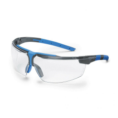 Uvex i-3 safety glasses w/ supravision excellence technology