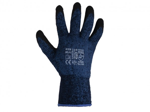 Samurai Thermo Cut 5 Safety Gloves w/ Excellent Thermal Properties