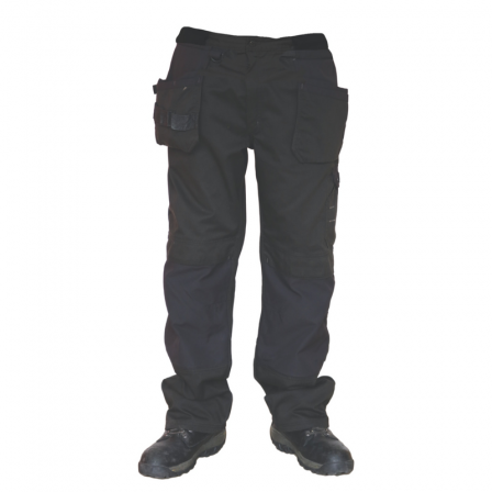 COMBAT WORK TROUSER w/ KNEPAD & cargo pockets