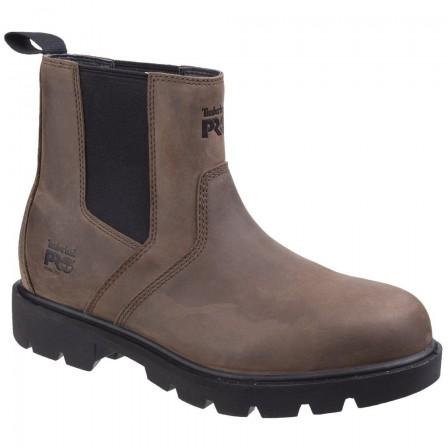 Timberland Sawhorse Dealer Safety Boot Brown