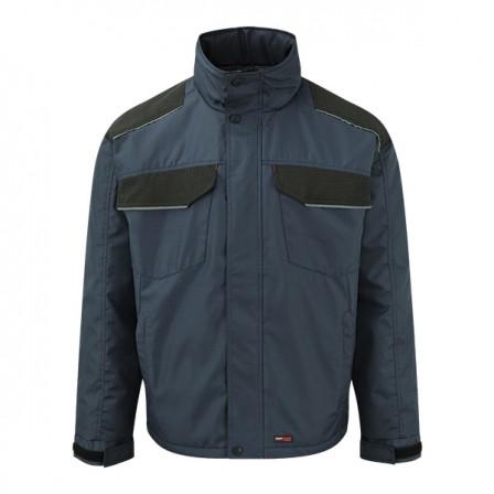Tuff Texx Brookland Jacket Navy w/Waterproof ripstop fabric
