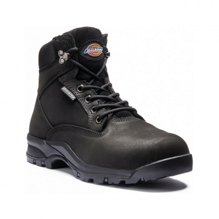 Dickies Womens Corbett Safety Boot  w/ Padded tongue & collar