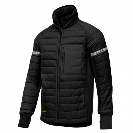 Snickers AllroundWork Insulator quilted jacket w/ Reflective details