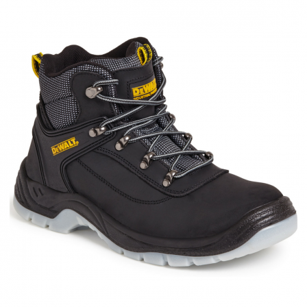 DeWalt Laser Safety Boots w/ Steel toe cap & midsole