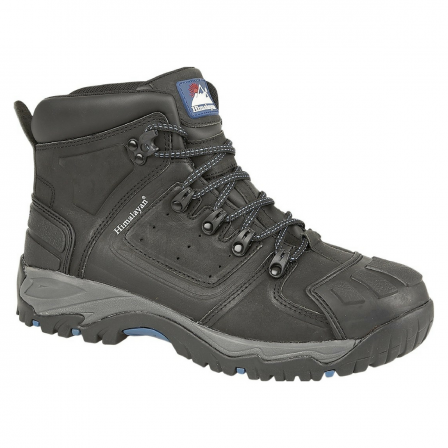 Himalayan Waterproof Safety Boots w/Steel Toe Cap