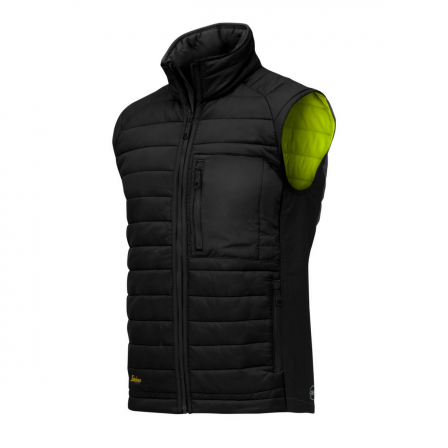 Snickers Allroundwork 37.5 Insulating Bodywarmer W/ High Wind Protective Collar