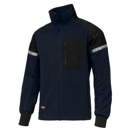 Snikers Windproof Fleece Navy w/ breathable lamination