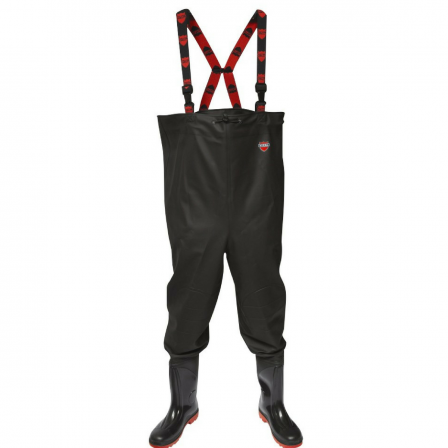 Vital River Chest Wader w/ Double welded seams