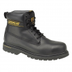 CATERPILLAR HOLTON SAFETY BOOTS w/ steel toe cap