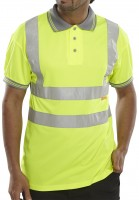 hi-vis-short-sleeve-yellow-polo-shirt