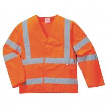 Flame Retardant HV L/Sleeve Vest