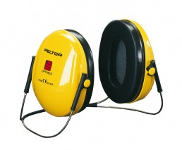 Peltor Optime I Neckband Ear Defender w/ lightweight design