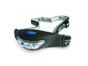 Dual Mode LED Head Torch w/ Adjustable Strap and up/down