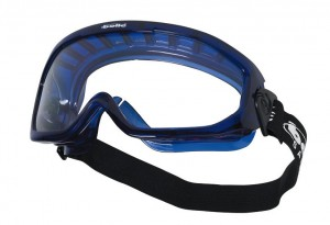 Bolle Blast Safety Goggle w/ wide adjustable headband
