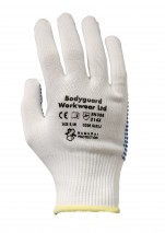 Fast Grip K/W Dotted Gloves