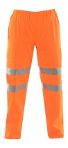 Hi Vis Orange Flame Retardant Trousers