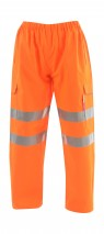 Vapourking Ladies Fit Hi Vis Storm Overtrousers