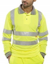 bodyguard-Polo-Shirts-Hi-Vis-Long-Sleeve-Polo-Shirt