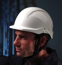 Centurion Concept Linesman Safety Helmet w/ 4 point chinstrap