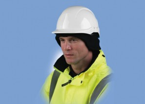 Centurion Fleece Helmet Liner w/ complete face and head protection