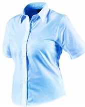 Dickies Ladies Short Sleeve Oxford Shirt