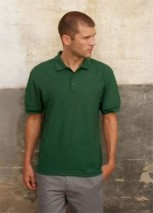 Fruit Of The Loom 65/35 Heavyweight Pique Polo