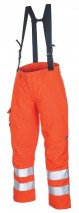 ARC-Flash-Hi-Vis-Orange-Arc-Flash-&-FR-Salopette
