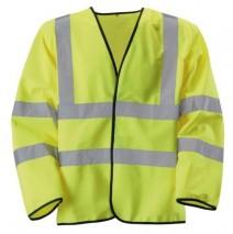 Long Sleeve Hi Vis Vest Class 3