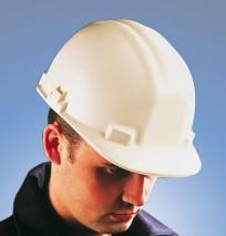 Centurion Vulcan high temperature safety helmet w/ Terylene cradle