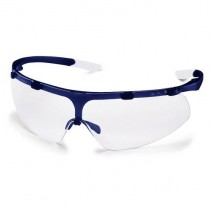 Uvex 4C Superfit Clear Safety Specs w/ anti mist / anti scratch technology