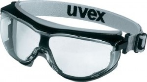 Uvex Carbonvision Goggle w/ supravision extreme lens coating