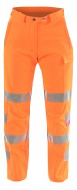 Ladies 3 Layer Softshell HV Rail Trouser