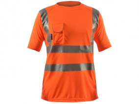 GN660 – Rail HV T-Shirt w/ Special birdseye breathable fabric & Under arm ventilation