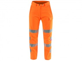 GN800LSZ – Ladies 3 Layer Softshell HV Rail Trouser w/ Shower proof fabric