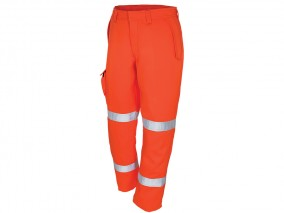 FR043 – ProGARM Flame Resistant and Arc Flash protection trouser w/ new lighter and more comfortable fabric